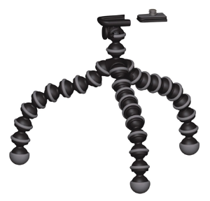 Joby GorilaPod Tripod and detachable foot for mounting